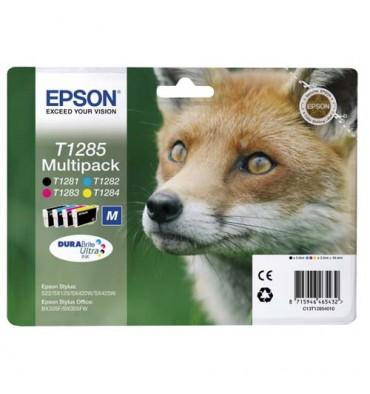 EPSON Multipack cartouches jet d'encre T1285