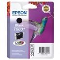 EPSON Cartouche jet d'encre noir T080140