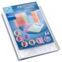 VIQUEL Protège-documents personnalisable 80 vues, 40 pochettes Propysoft incolore