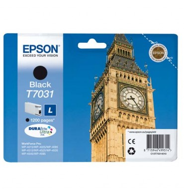 EPSON Jet Encre noir L T703140