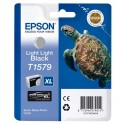 EPSON Cartouche jet d'encre gris clair T1579