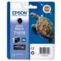 EPSON Cartouche jet d'encre noir mat T1578