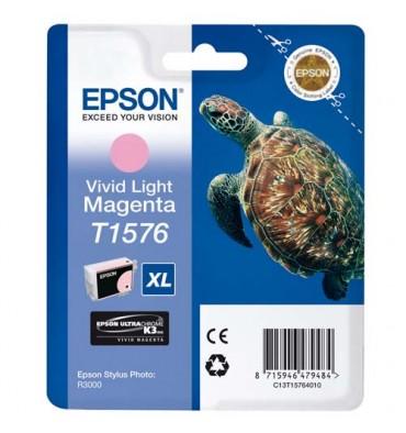 EPSON Cartouche jet d'encre magenta clair T157640
