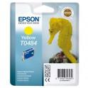 EPSON Cartouche jet d'encre jaune T0484