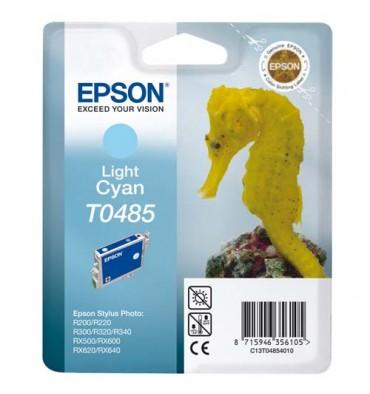 EPSON Cartouche jet d'encre cyan T0485