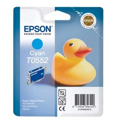 EPSON Cartouche jet d'encre cyan T0552