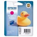 EPSON Cartouche jet d'encre magenta T055340