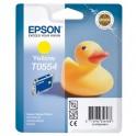 EPSON Cartouche jet d'encre jaune T055440