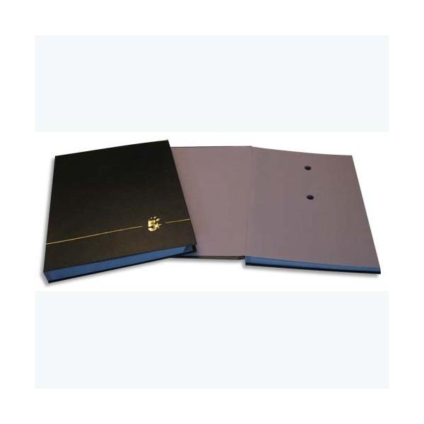 5 ETOILES Parapheur 24 compartiments, couverture plastifiée en PVC - 25 x 32,5 cm (photo)
