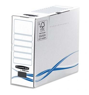 BANKERS BOX Boîtes archives gamme BASIC dos de 10 cm