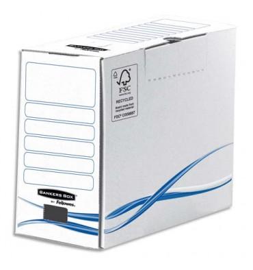 BANKERS BOX Boîtes archives gamme BASIQUE dos de 15 cm