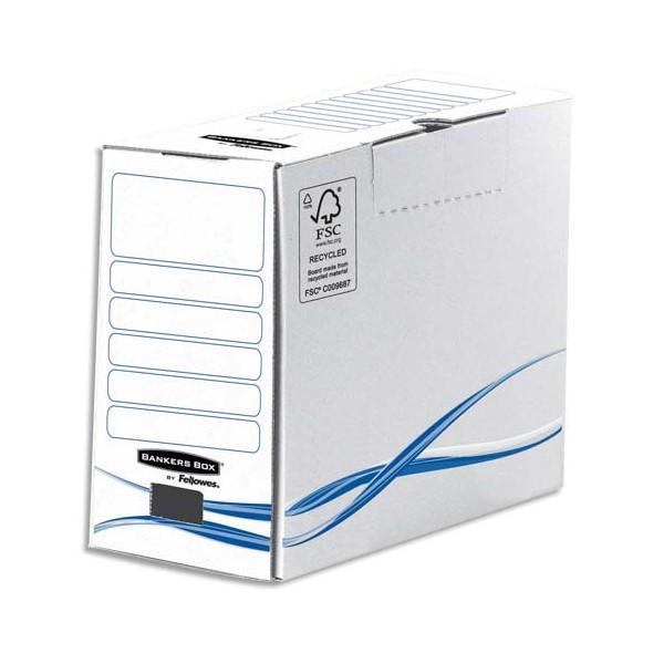 BANKERS BOX Boîtes archives gamme BASIC dos de 15 cm (photo)