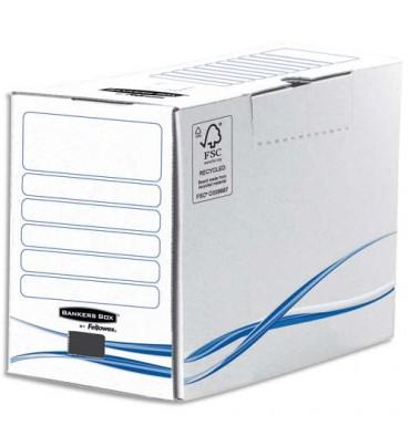 BANKERS BOX Boîtes archives gamme BASIQUE dos de 20 cm