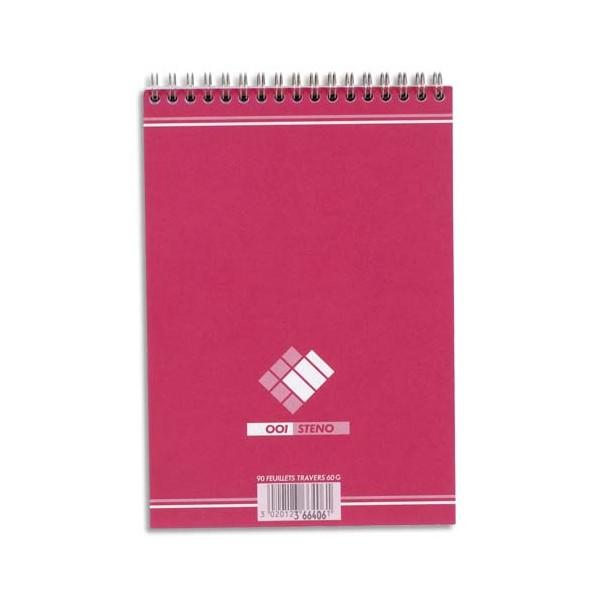 HAMELIN Bloc sténo format 14,8 x 21 cm 180 pages travers