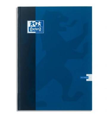 OXFORD Cahier ESSENTIAL brochure 192 pages Seyès 24 x 32 cm. Couverture carte épaisse assortie
