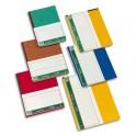 LE DAUPHIN Piqûre trace comptable folioté 24 x 32 cm 80 pages 8 colonnes