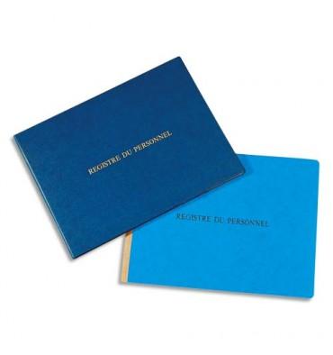 LE DAUPHIN Registre du personnel 24 x 32 cm 40 pages + garde