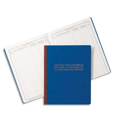 LE DAUPHIN Piqûre hygiène et sécurité 31,5 x 24,5 cm 40 pages + garde