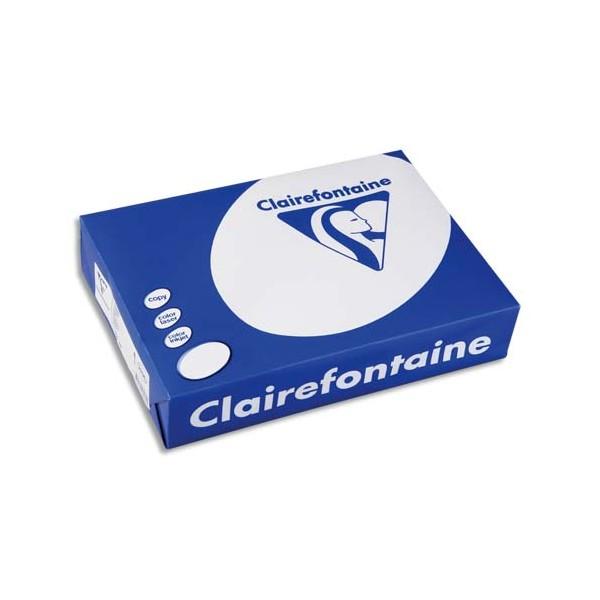 CLAIREFONTAINE Ramette de 500 feuilles papier blanc CLAIRALFA 90g A4