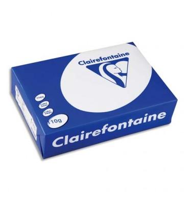 CLAIREFONTAINE Ramette de 500 feuilles papier blanc CLAIRALFA 110g A4