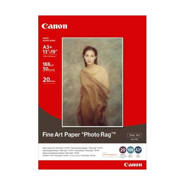 CANON Paquet de 20 feuilles papier photo glacé A3 260g