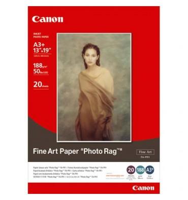 CANON Boîte de 20 feuilles papier photo glacé A4 300g