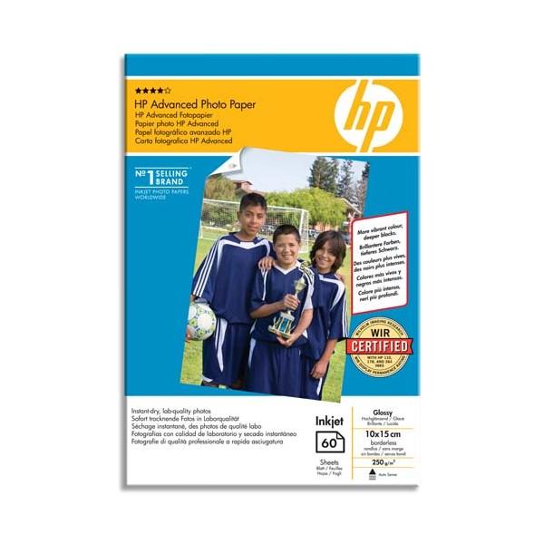HP Papier photo brillant 250g A3 - pack de 20 feuilles
