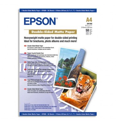 EPSON Boîte de 20 feuilles papier photo premium glacé 255g A3