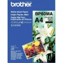 BROTHER Pack de 20 feuilles de papier photo A4
