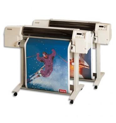 CLAIREFONTAINE Rouleau papier pour traceur 80g 0,61 x 50 m impression jet d'encre