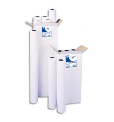 CLAIREFONTAINE Bobines universelles papier blanc laize pour traceur 90g 0,914 x 45 m