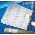 AVERY Boîte de 3000 étiquettes ordinateur 125 x 48,8 mm T4811-500