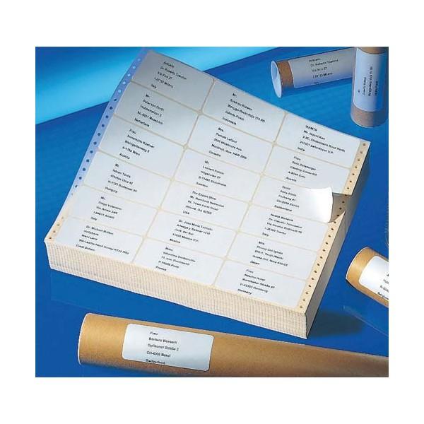 AVERY Boîte de 3000 étiquettes ordinateur 107 x 48,8 mm T3913-500