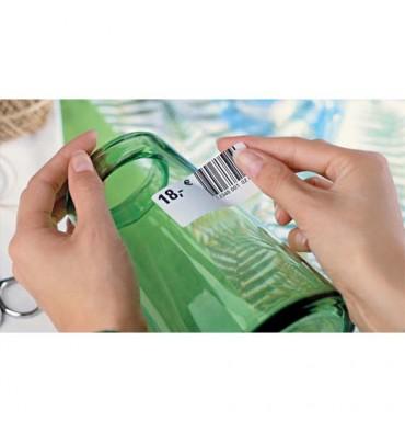 AVERY Boîte de 675 étiquettes enlevable 63,5 x 29,6 mm impression laser L4737REV-25