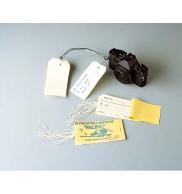 AVERY Boîte de 1000 étiquettes américaines 120 x 60 mm + attache fil de fer 75-410
