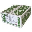 GPV Boîte de 500 enveloppes recyclées extra blanches Erapure, format DL 110 x 220 mm 80g
