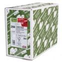 GPV Boîte de 250 pochettes recyclées extra blanches Erapure, formatC4 229 x 324 mm fenêre 50 x 100 mm 90g
