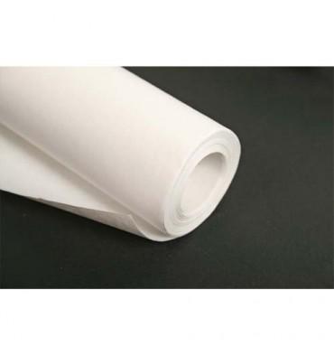 MAILDOR Rouleau de papier kraft 60g blanc - Dimensions : 1 x 50 mètres