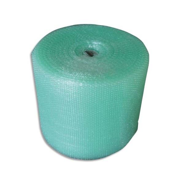 EMBALLAGE Mini rouleau à bulles transparent 60 microns, format 0,5 x 3 m