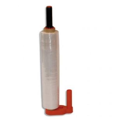 EMBALLAGE Dévidoir à main pour film étirable, adapté aux rouleaux de 40 à 50 cm de largeur