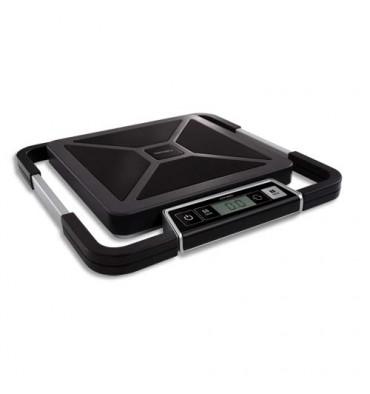 DYMO Pèse-paquets mailing Scale S100 écran LCD portée 100 kg, charge minimale 500g - dimension : 46,5 x 9,5 x 44,6 cm