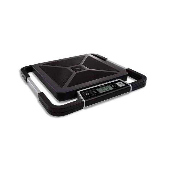 DYMO Pèse-paquets mailing Scale S100 écran LCD portée 100 kg, charge minimale 500g - 46,5 x 9,5 x 44,6 cm