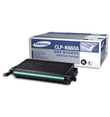 SAMSUNG Toner noir CLP-K660A