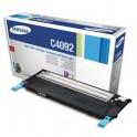SAMSUNG Cartouche toner laser cyan pour CLP-310 - CLT-M4092S