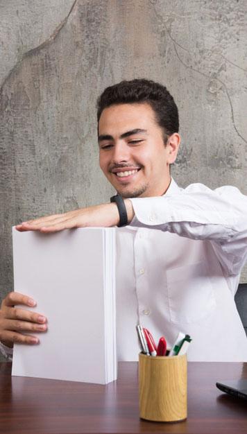 Papier, Courrier et Organisation