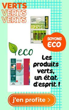 Produits Verts, un état d'esprit !